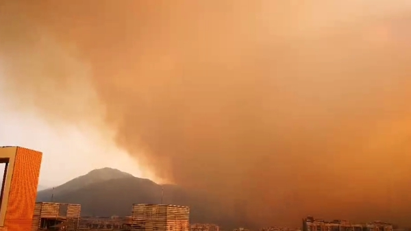 木里火灾初判达到重大森林火灾等级 有蔓延扩展危险