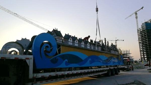 四川彩车12日到家 展览点一确定将对公众免费展示