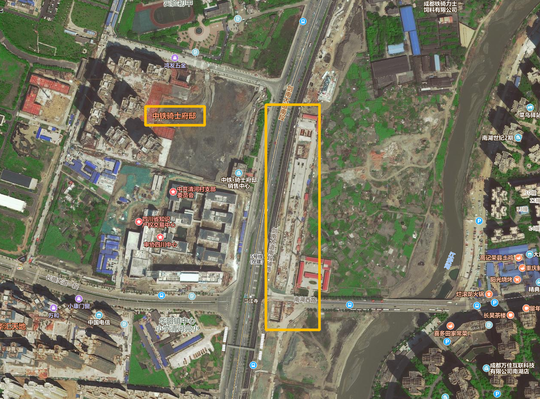 中铁骑士府邸出行困难 官方:正在编制增设地下出入口
