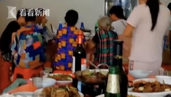 视频|男子贪杯醉驾身亡 一起吃饭的朋友统统赔偿