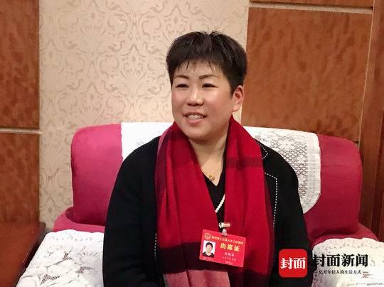 刘端芬:没有技能谈不上就业 要把农民培养成新型职业农民