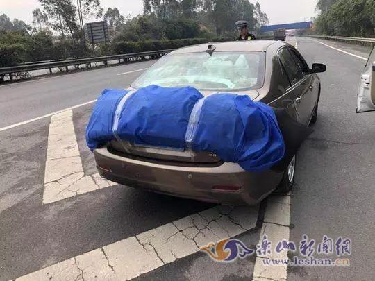 四川高速公路现神操作 后果严重被扣27分