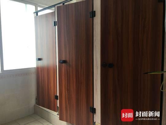 """内江""""共享厕所""""跟进:过半单位已同意 存在不同的声音"""