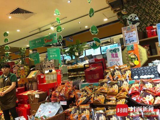 当端午节遇上父亲节:实惠型粽子最受欢迎 男士成卖场营销主角