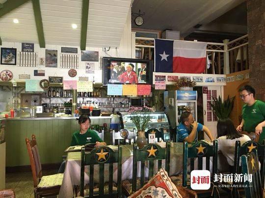 世界杯餐馆蹭热点:火锅店设看球专区 小龙虾外卖销量涨