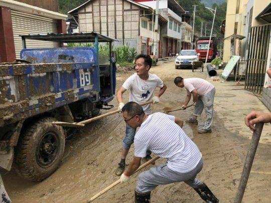 7.11特大洪涝灾害 绵阳平武经济损失增至18.6亿元