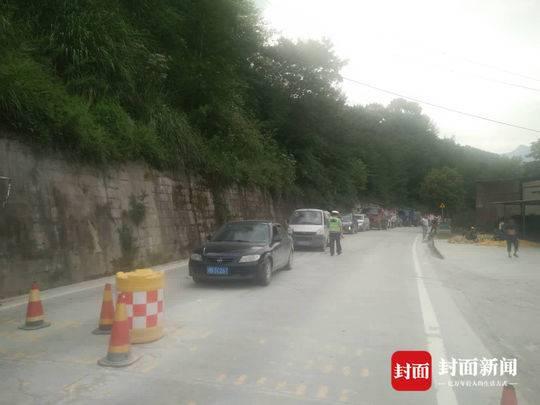 8月18日起至年底 国道347北川任禹路十里碑隧道全时段封闭