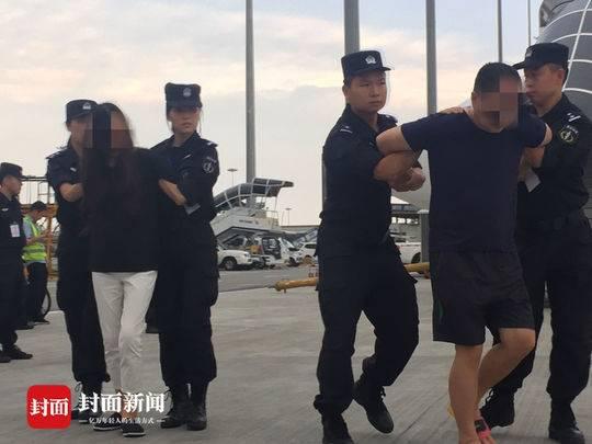 四川追逃第一案、追回第一人 成功抓到潜逃21年的嫌疑人