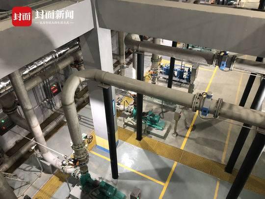 天府新区第一污水处理厂,成都第一座地埋式污水处理厂,也是四川已建成的最大规模地埋式污水处理厂。