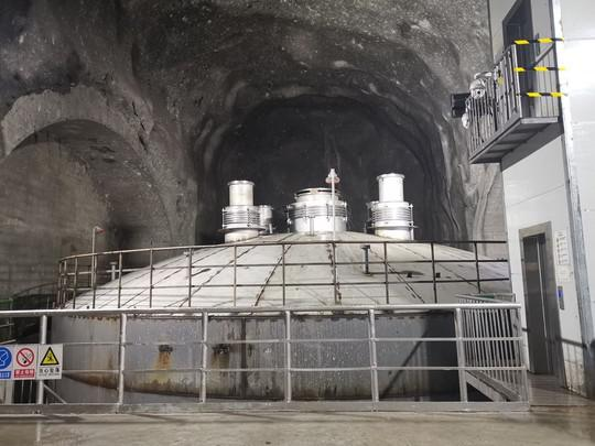"""国家重大科技基础设施项目 """"中国锦屏地下实验室""""正式升级"""