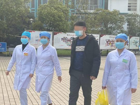 2月27日自贡无新增新冠肺炎确诊病例 新增治愈出院1例
