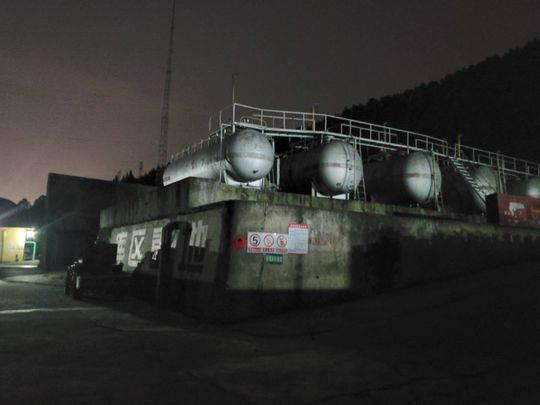 """""""超级炸弹""""险情解除 西昌马道液化气储配站正常供气"""