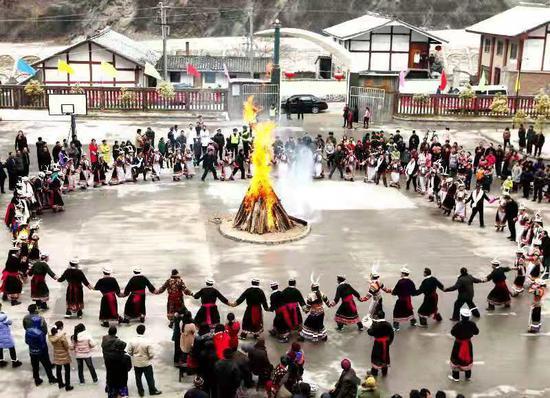 四川首批省级文化生态保护区正式授牌 这6个地方你去过吗