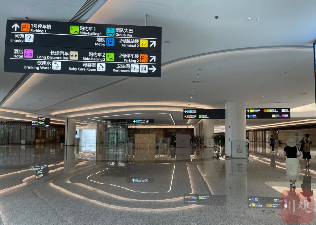 春熙路、东客站直达!天府机场投运后前期将开两条机场专线