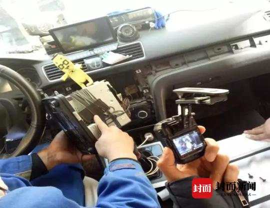 bob在线:出租车中安装作弊器调价 西昌一司机被拘留