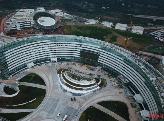现场探访 资阳毗邻成都天府国际机场的两大特色产业进展如何