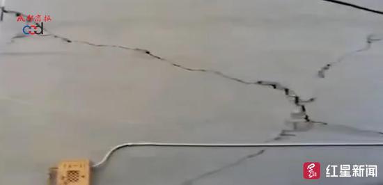 兴文5.7级地震已造成8人轻伤 兴文至珙县底洞镇道路中断
