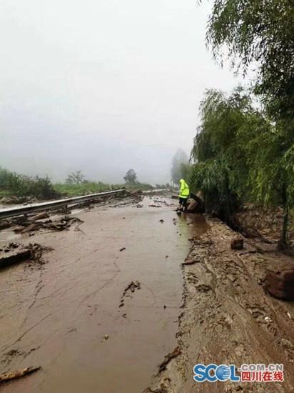 四川在线消息(记者 文莎)7月19日至20日,雅安迎来新一轮强降水。