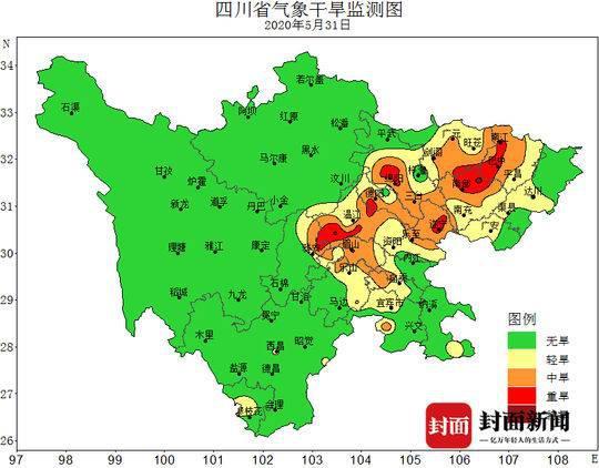 进入主汛期 雨水会在四川哪些地方发力?