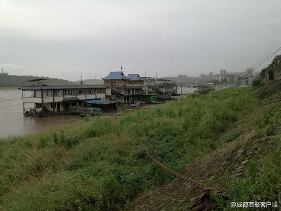 泸州市防汛办:本轮强降雨后 长江上游水位将陡涨近5米