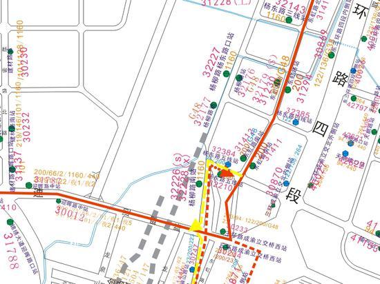 200路(起讫点:长融街站—双桥子南站)
