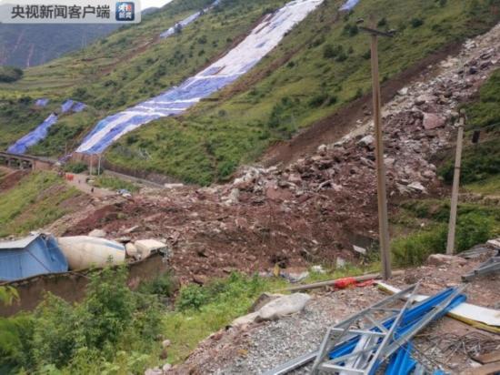 權威解讀丨半個月內 成昆鐵路甘洛段為何多次發生地質災害