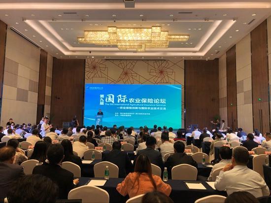 去年四川农业保险保费收入37.7亿元 排名全国第四
