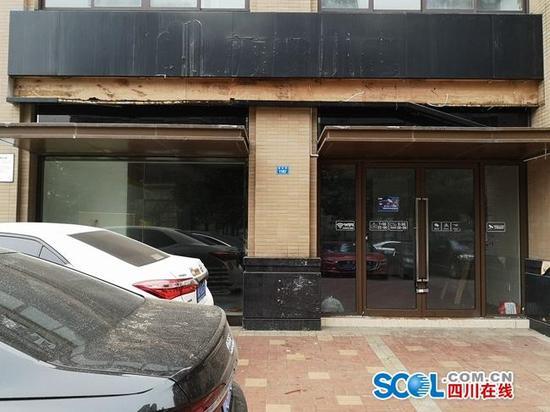 苏宁小店锦江468公馆店 摄于1月6日