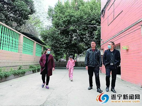 """遂宁市7个2019年度""""最差小区""""摘帽"""
