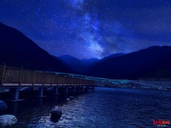 四川灵山景区及灵山寺对外开放 每日接待游客不超过3600人