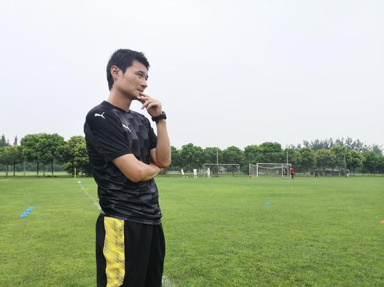 四川优必选主帅李毅(图据:IC Photo)