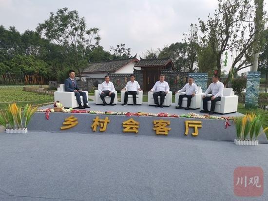 """星级园区并非""""终身制"""" 今后四川现代农业园区还可越级晋升"""