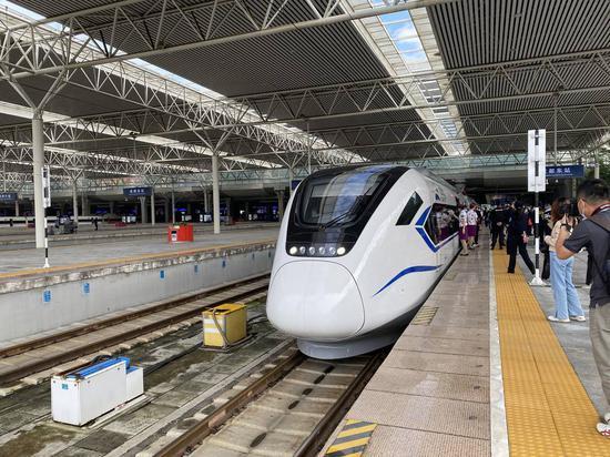 成铁集团10月1日预计发送旅客120万人次 创疫情以来客流新高