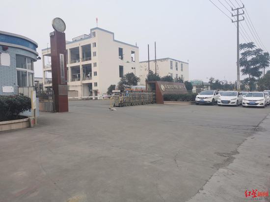 王永学所在的工厂