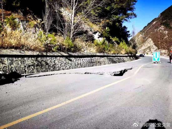 国道317线有管制 成都到马尔康需绕行黑水或松潘