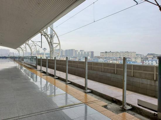 成都市域铁路公交化运营升级改造 一期工程年底前完成