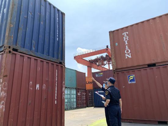 第一季度泸州海关检验出口白酒71批 同比增长57%