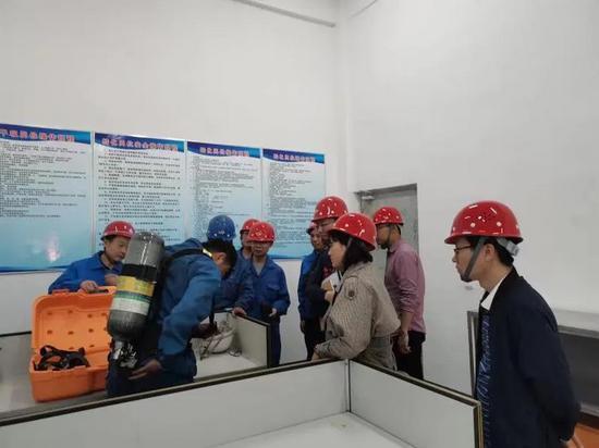 危化品安全生产专项整治三年行动工作开展情况如何 四川晒出成