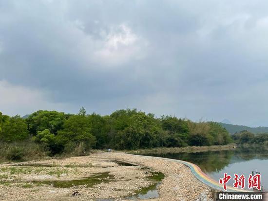 广东多地旱情持续 投入逾3.3亿元防旱抗旱