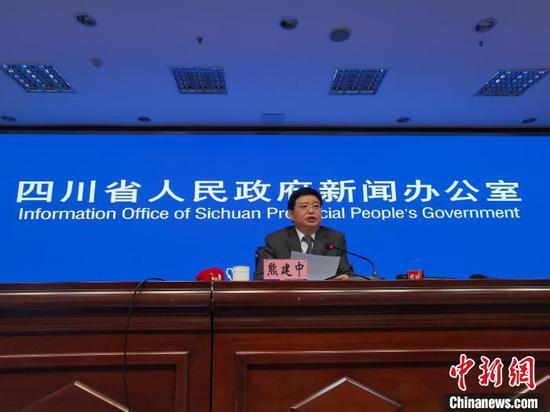 四川2021年一季度GDP突破1.18萬億元 同比增長15.8%