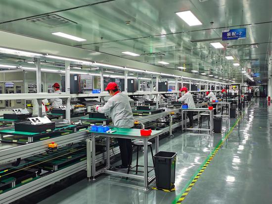 泸州一季度GDP同比增长15.4%,电子元件产量增长777.6%