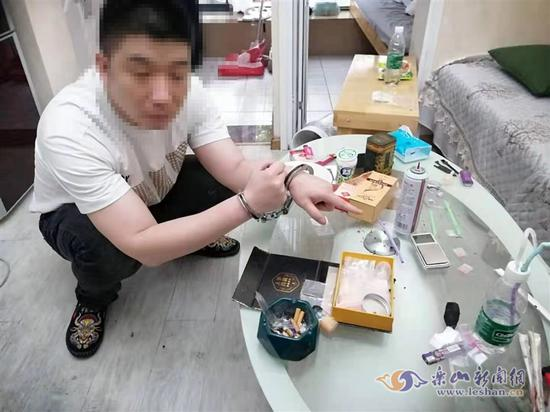 """乐山公安开展""""禁毒使命2号""""集中清查整治行动"""