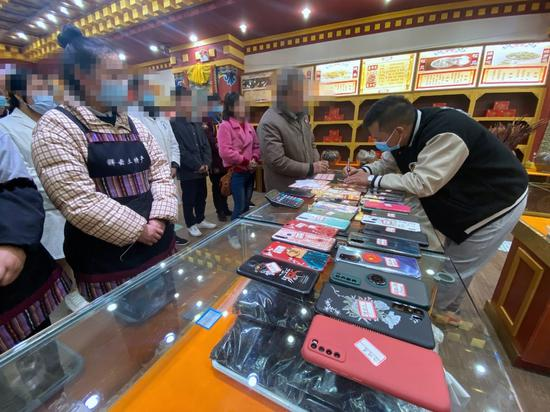 诈骗数百万元 四川松潘一购物点假藏医团伙6人被刑拘