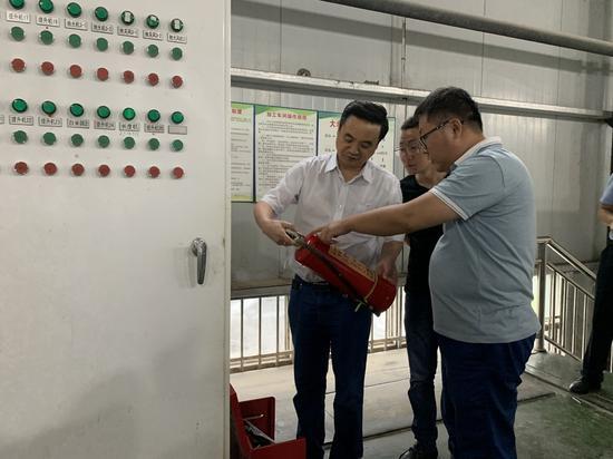 四川省派出21个督查组奔赴各地开展安全生产集中整治专项督查