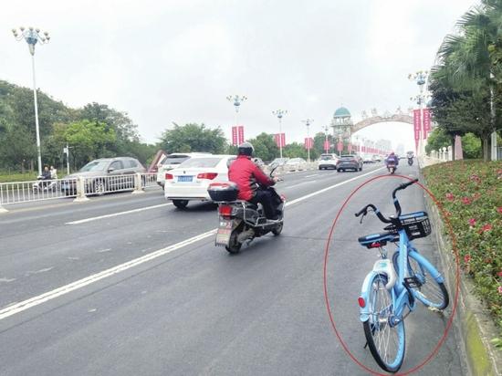 遂宁这些共享单车的不文明行为 你遇到过吗?