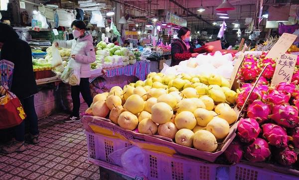 走访成都超市、菜市、批发市场:价格稳定,供应有保障