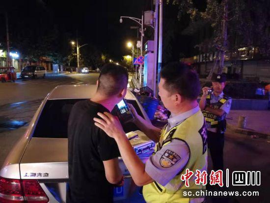 江油男子报警处理事故 剧情反转查出酒驾