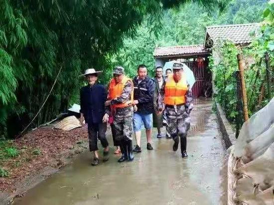 迎戰新一輪強降雨 四川提前疏散轉移8萬余人