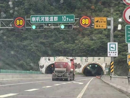 注意!G4218雅葉高速雅康段區間測速設備將于7月21日啟用