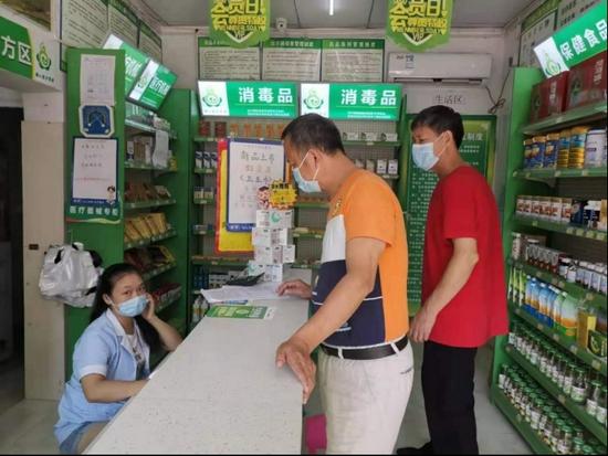 对345家诊所药店全覆盖暗访 内江东兴区以监督推动疫情防控落